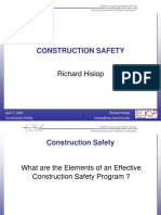 Hislop Constructionsafety