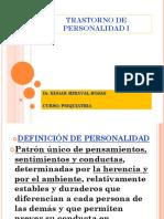 5.-Trastorno de Personalidad i