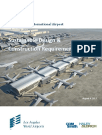 Sustainable Design Construction Requirements