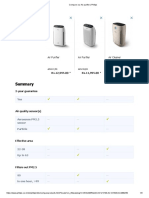 Compare Our Air Purifier _ Philips