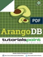 Arangodb Tutorial
