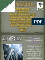 2a UNIDAD LA EMPRESA.ppt