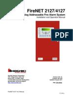 FireNET V2.04 Manual