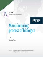 Presentation Manufacturing Process Biologics Kowid Ho Afssaps En