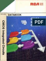 Rca Cmos Databook