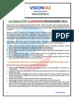 Rb7_2021 Ac Classroom Program_september 25th 2018 Batch.docx