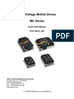 PVD3667GB MC Drive_QuickStartManual