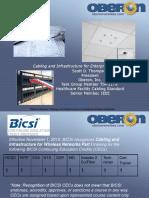 BICSI CEC Webinar 12-05-2012 Part I