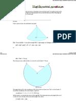 A sheet metal cone.pdf