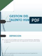 GTH - definiciones