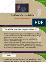 3. Causes of Climate Change