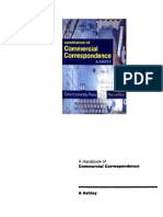 A Handbook of Comercial Correspondence.pdf