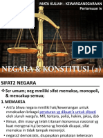 4.Negara & Konstitusi II