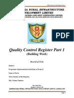 7KRIDL Quality Control Register Part 1