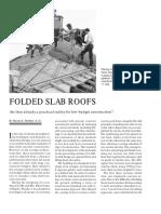 Concrete Construction Article PDF_ Folded Slab Roofs.pdf