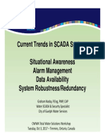 Current Trends in SCADA