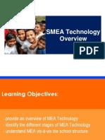 01. Presentation- SMEA Overview