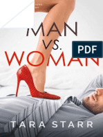 Man vs. Woman_ an Enemies to Lo - Tara Starr