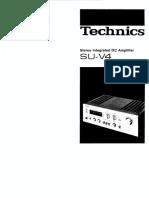 Technics Su-V4 Sm