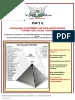 Our Masonic Government & Their Hidden Agenda