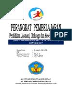 1. Cover Perangkat PJOK 4