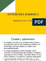 La Antequera Barroca