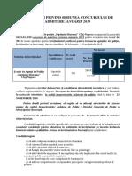 Informatii Privind Concursul de Admitere Sesiunea Ianuarie 2019 (4)