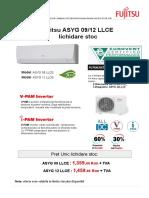 Lichidare Stoc Fujitsu LLCE 2018
