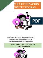 CLASE 10 Metodo RULA Peru en Computadoras