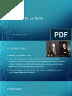 El Libro de La Selva Juan Carlos Astorga