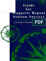 IAGA Guide Repeat Stations