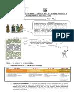 Guia de Autoaprendizaje Edad Media 7 Básico