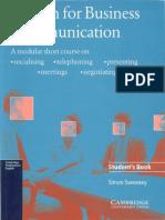 Cambridge Grammatica Inglese - University Press - English For Business Communication.pdf