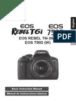 Eos Rebelt6i Es