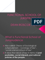 Functional Jurisprudence