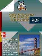 Diapositivas Equilibrio de Fuerzas