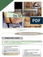Generos Literarios Introducción y Ley