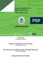 Chagas 2017 Pediatrico
