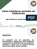 PeriodosDeCalibracion CEM