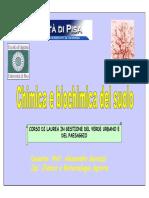[Agricoltura - ITA] Chimica E Biochimica Del Suolo