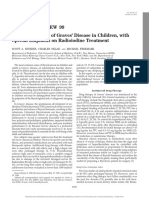 The Management of Graves' Disease in Children, With