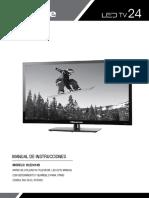 Manual Hisence TV