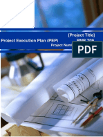 PMP T09 Project Execution Plan RevA