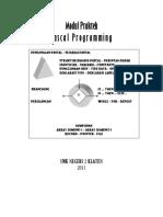 Modul Pemrograman Pascal