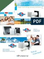 Catalog Sisteme Ventilatie Vents Twinfresh