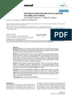 BENHAMOU, an Overview of Cow's Milk Allergy in Children