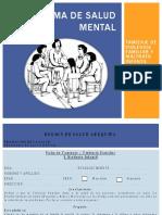 Estrategia de Salud Mental Capacitacion