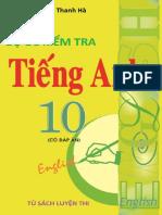 Bo de Kiem Tieng Anh 10 Co Dao an (1)