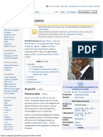 Kofi Annan Biografia