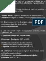 03. Fontes do Direito do Trabalho.ppt